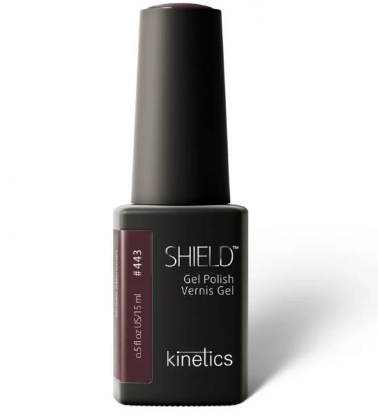 Kinetics Гель-лак SHIELD № 443, 15 мл.