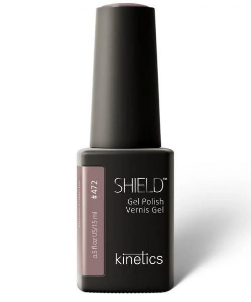 Kinetics Гель-лак SHIELD № 472, 15 мл.