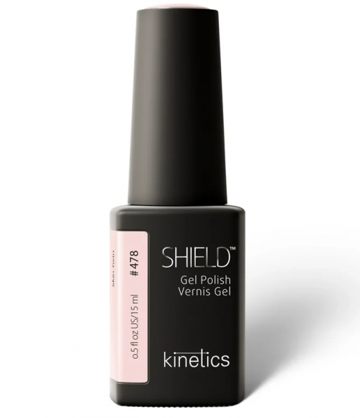 Kinetics Гель-лак SHIELD № 478, 15 мл.