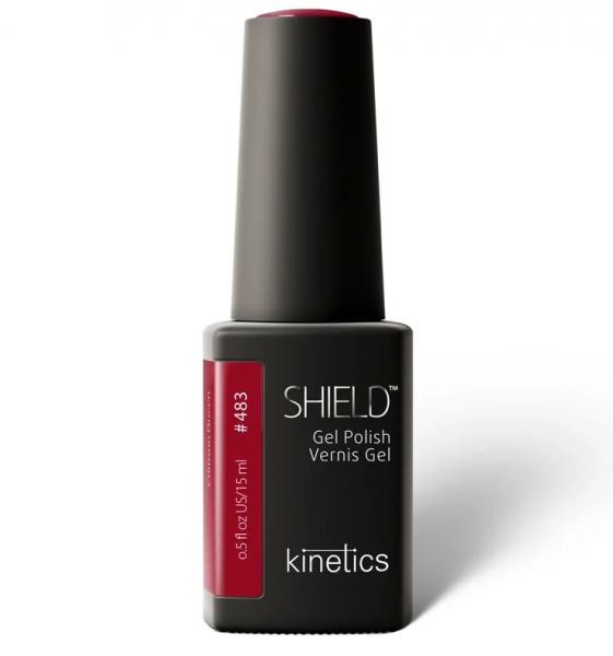 Kinetics Гель-лак SHIELD № 483, 15 мл.