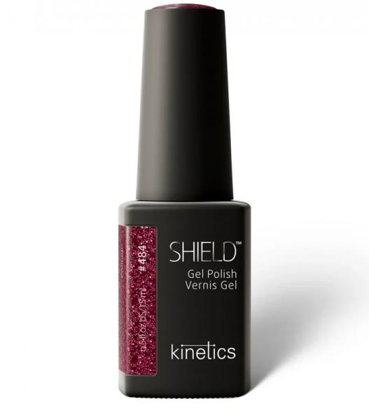 Kinetics Гель-лак SHIELD № 484, 15 мл.
