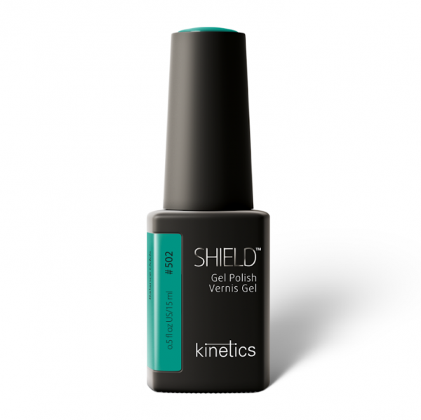 Kinetics Гель-лак SHIELD № 502, 15 мл.