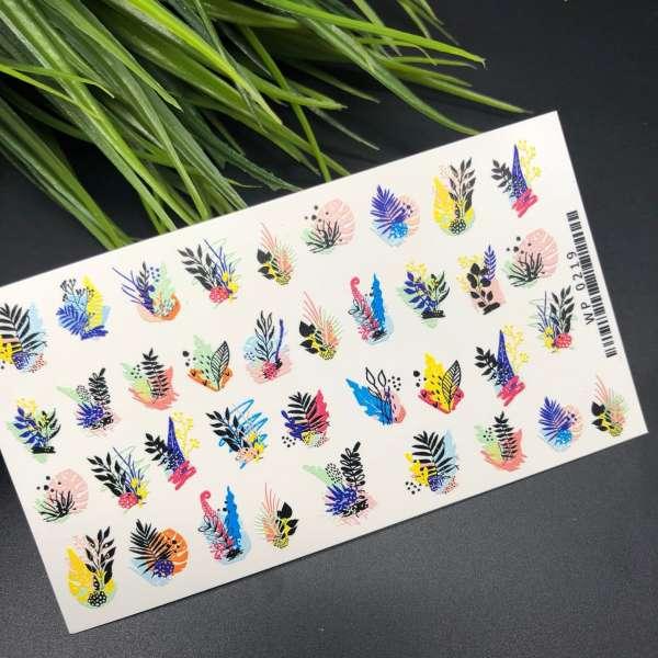 Ami_nails, Слайдер-дизайн для ногтей, wp-0219