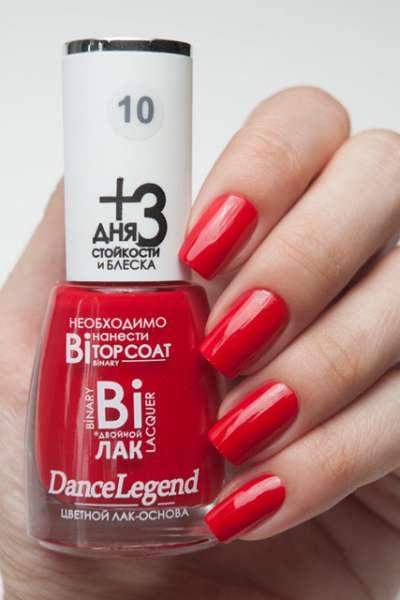 Dance Legend, лак для ногтей - цвет № 10 Sofia