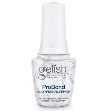 Gelish, Pro Bond - Бескислотный праймер с липким слоем, 15 мл.