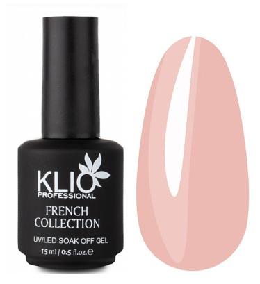 KLIO Professional French Collection камуфлирующий гел-лак № 2, 15 мл.
