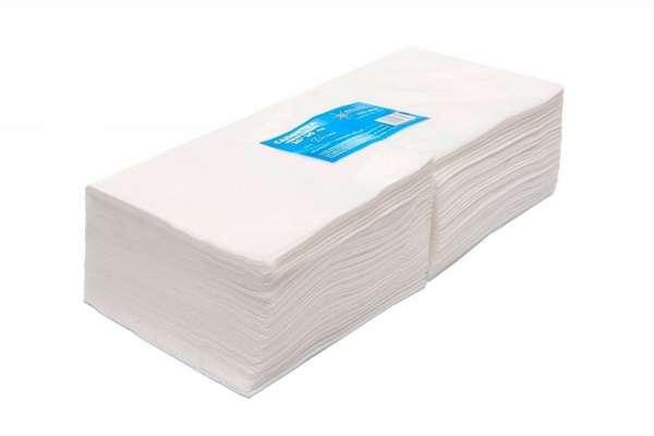 White line САЛФЕТКИ, РАЗМЕР 30*30. СПАНЛЕЙС 40 (упаковка 100 шт)