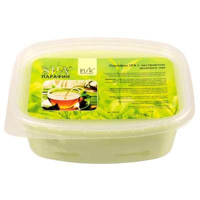 Irisk, Spa - парафин Зеленый чай, 500 мл
