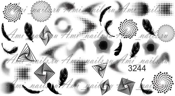 Ami_nails, Слайдер-дизайн № cn-3244