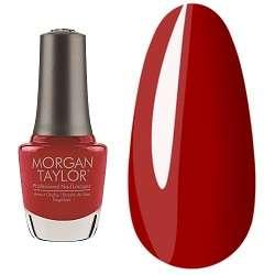"Morgan Taylor - Лак для ногтей №3110335 ""Поцелуй Мэрилин"""