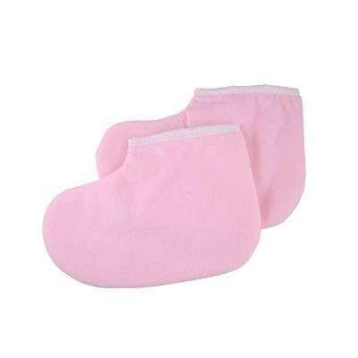 Носочки махровые для SPA процедур и парафинотерапии