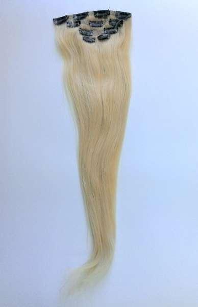 Славянские волосы на заколках  60 см (тон 24)