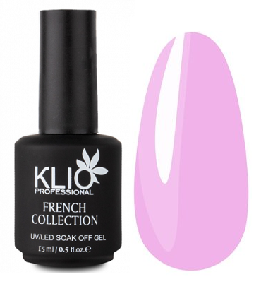 KLIO Professional French Collection камуфлирующий гел-лак № 3, 15 мл.