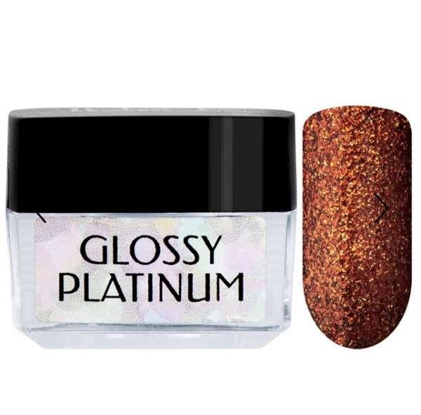 Irisk, Жидкая фольга Glossy Platinum № 40, 5 мл.  (Уценка)