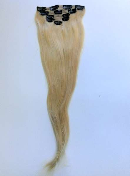 Славянские волосы на заколках  60 см (тон 67)