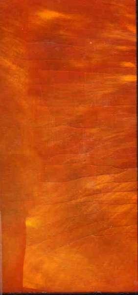 Голографическая полоска-оранжевая