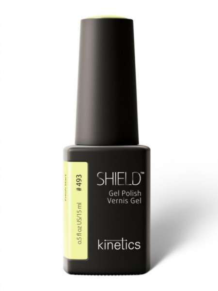 Kinetics Гель-лак SHIELD № 493, 15 мл.