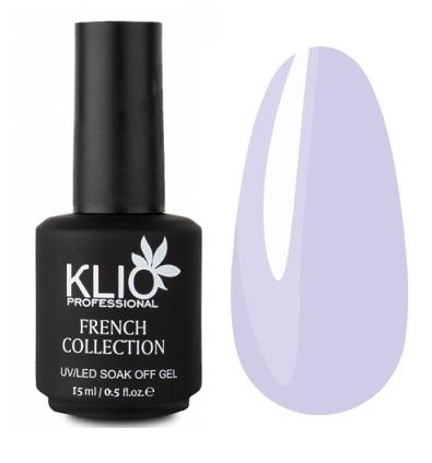 KLIO Professional French Collection камуфлирующий гел-лак № 4, 15 мл.