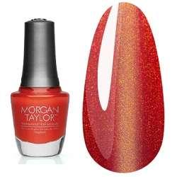 """Morgan Taylor - Лак для ногтей №50210 """"Янтарь"""""""