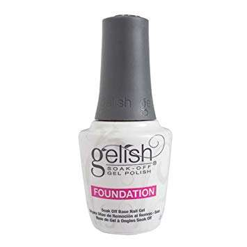 GELISH, база для гель-лака Foundation Base Gel, 15 мл.
