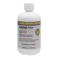 Be Natural, Средство для удаления кутикулы Cuticle Eliminator, 532 мл.