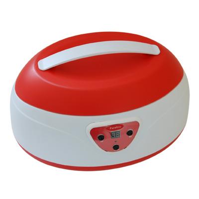 Irisk, Ванна парафиновая, электронное управление, алюминиевое покрытие, 3 л. красная.
