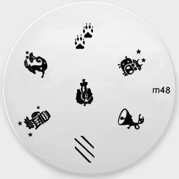 Диск  № М 48