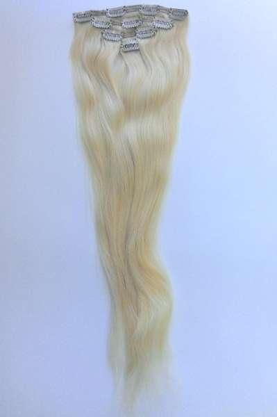 Славянские волосы на заколках  60 см (тон 60)