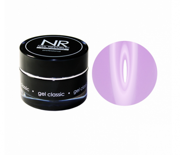 Nail Republic Gel classic Candy гель классический для моделирования № 060, 15 гр.