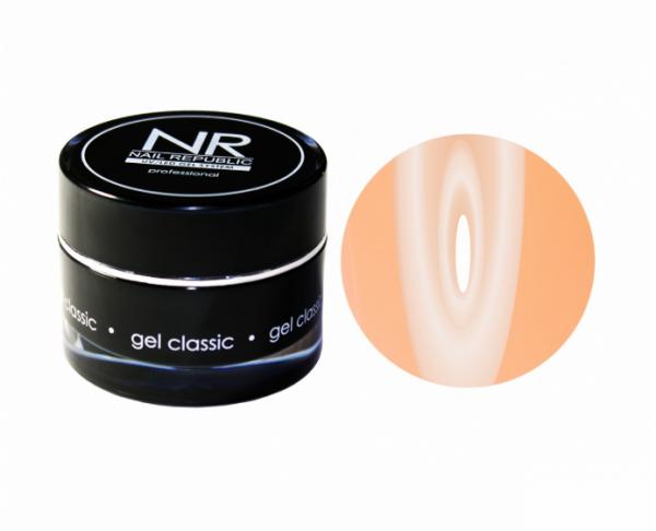 Nail Republic Gel classic Candy гель классический для моделирования № 066, 15 гр.