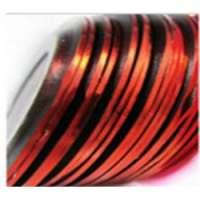 Лента для дизайна ногтей - красная