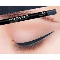 Provoc Гелевый карандаш для глаз №67