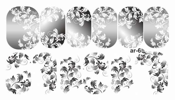 Ami_nails Слайдер-дизайн, № ar-6 b
