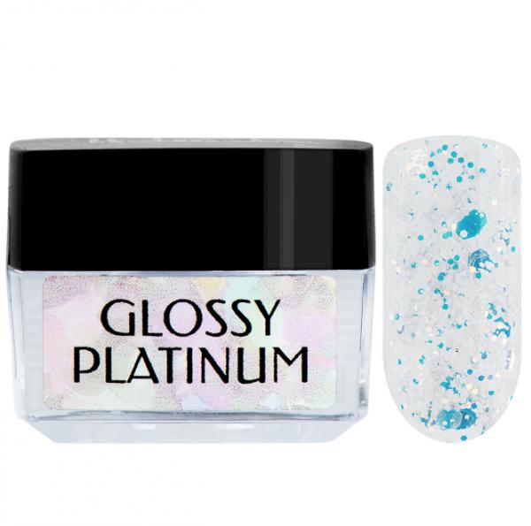Irisk, Гель-лак Glossy Platinum № 71, 5 мл.