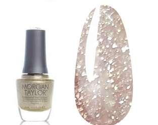 """Morgan Taylor -  Лак для ногтей №50075 """"Золотой"""""""