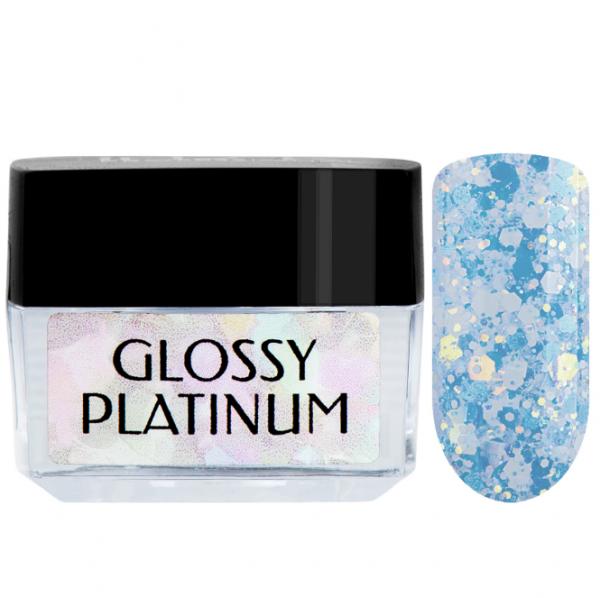 Irisk, Гель-лак Glossy Platinum № 77, 5 мл.