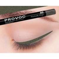Provoc Гелевый карандаш для глаз №80