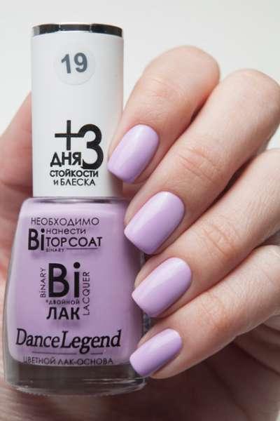 Dance Legend, лак для ногтей - цвет № 19 Ludmila