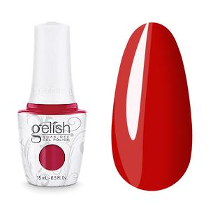 Gelish, Гель-лак Hot Rod Red, № 1110861, 15 мл.