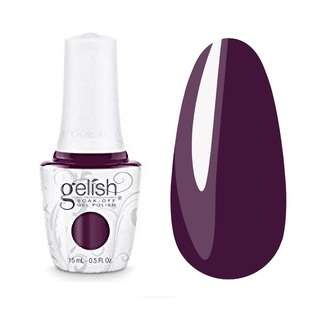 Gelish, Гель-лак - Plum and Done, № 1110866, 15 мл.