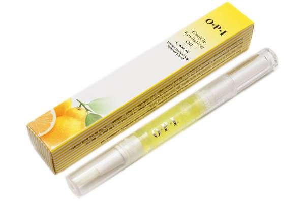 O.P.I. Масло для ногтей и кутикулы в карандаше «Лемон»