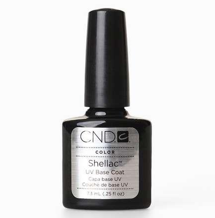 CND Shellac, База, Base Coat, 7,3 мл.
