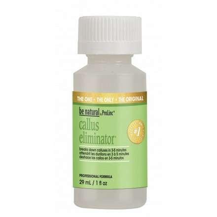 Be Natural, Средство для удаления натоптышей Callus Eliminator, 29 мл.