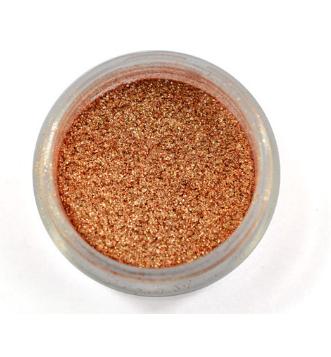 Пигмент перламутровый ALPHA № 09, бронза