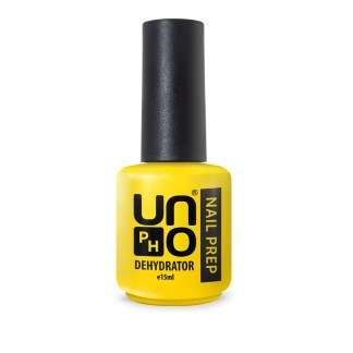 UNO, Nail Prep PH - Дегидратор для ногтей, 15 мл.