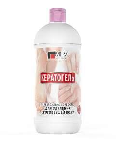 MILV - «Кератогель»  Универсальное средство для удаления ороговевшей кожи