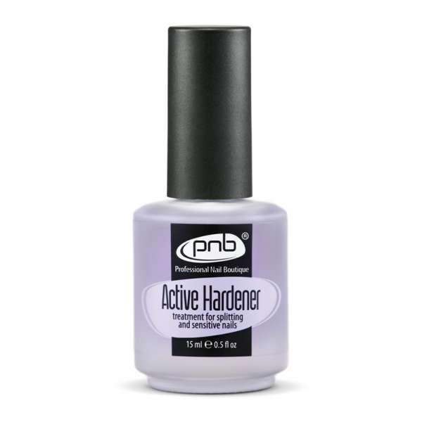 PNB Active Hardener - активное средство для укрепления ногтей