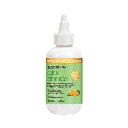 Be Natural, Средство для удаления натоптышей Callus Eliminator Orange, 118 мл.