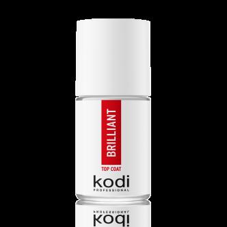 Kodi Brilliant Top Coat Верхнее покрытие,15мл.