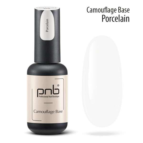 PNB - База камуфлирующая, Porcelain Фарфоровая, 8 мл.